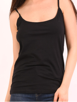 Top Dama Basic Jingle Negru-2