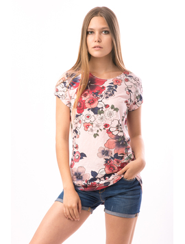 Tricou Dama FriendlyFlowers Roz