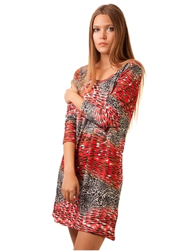 Rochie Dama Wonderful Unknown Corai