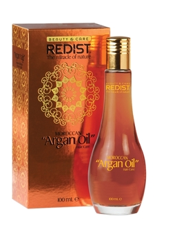 Ulei de par cu argan The Miracle of Nature-100ml