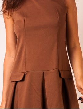 Rochie Casual Today Is Your Day Maro Inchis-2