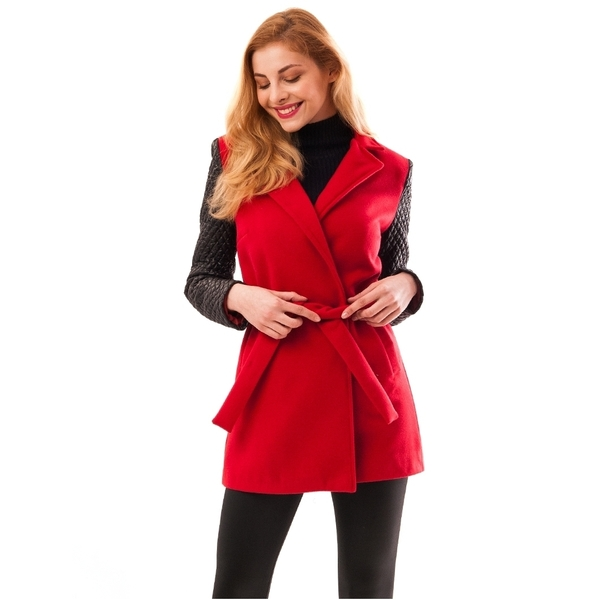 Palton Quilting Outdoors Red