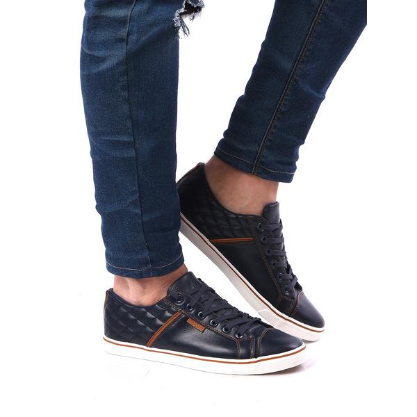 Pantofi Barbati Sport Cu Siret Remarkable Bleumarin