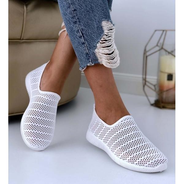 Adidasi Dama FellGood10 Alb