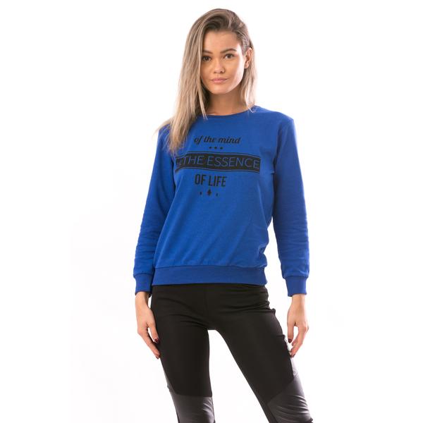 Bluza Dama LifeEssance Albastru Si Negru