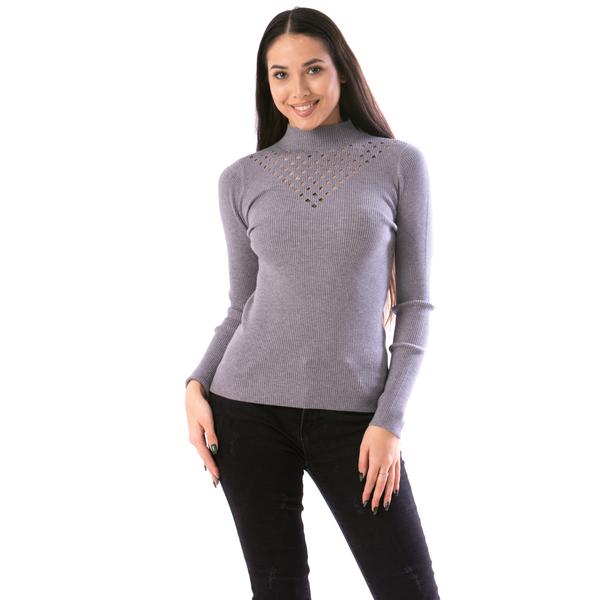 Bluza Dama FrontPerf98 Gri