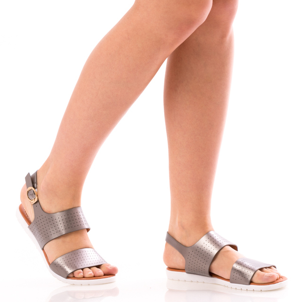 Sandale Dama SummerSonya Argintiu