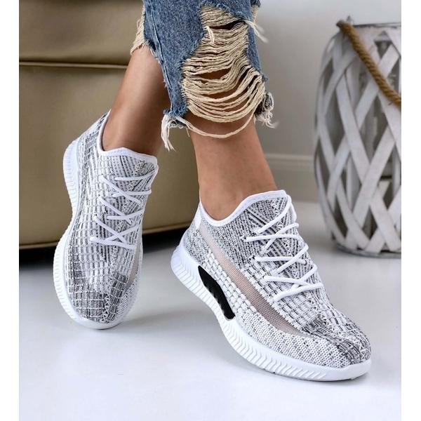 Adidasi Dama Jermys Alb
