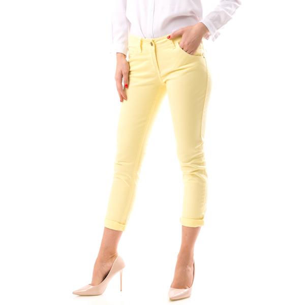 Jeans Dama AccurateAr Galben