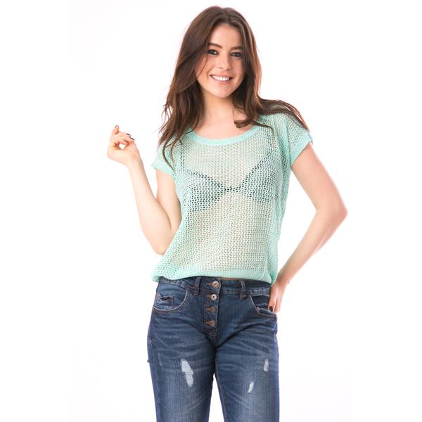 Bluza Dama Cu Gaurele Natasha Vernil