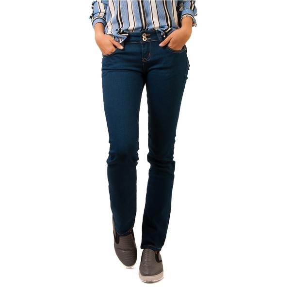 Jeans Simpli Dama Bleumarin