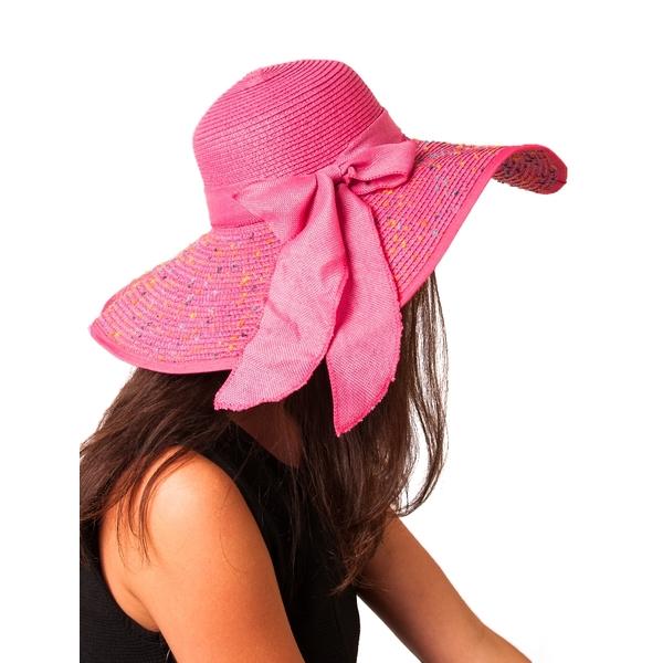Palarie De Plaja New Weat Pink