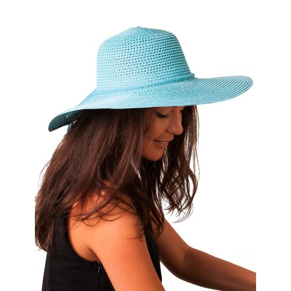 Palarie De Plaja Summer Style Blue