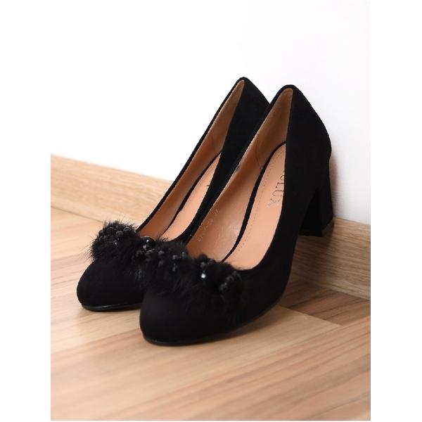 Pantofi Dama Cu Toc Mediu Opinion Negri