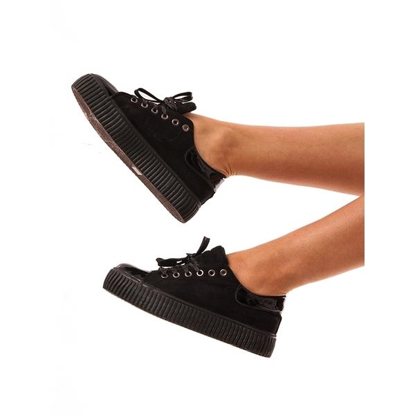 Pantofi Sport Dama Cu Siret Stralucitor Powerful N
