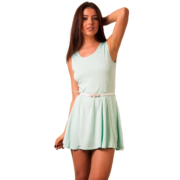 Rochie Dama Time To Dance Mint Green