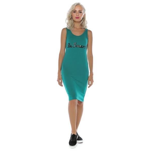 Rochie Dama NiceImpact Verde