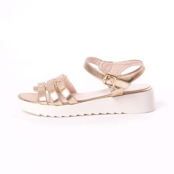 Sandale Dama Satisfaction Aurii
