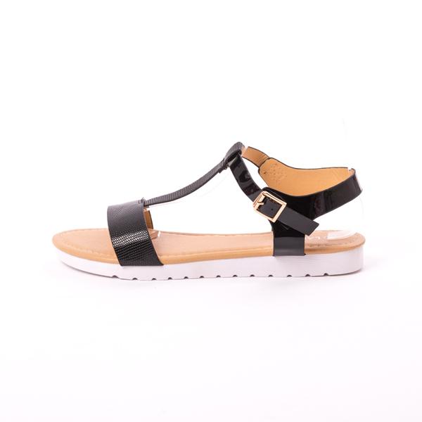 Sandale Dama Elliot Negre