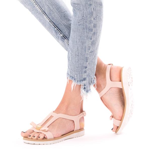 Sandale Dama BestNight Roz Pal
