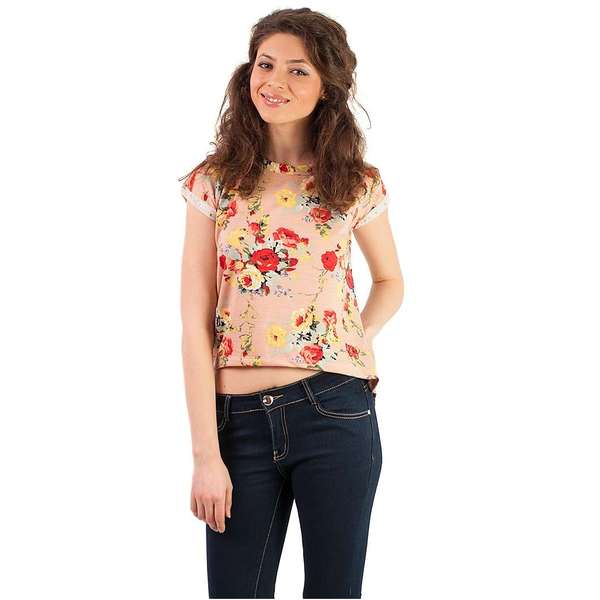 Bluza Flowers Perfection Pink