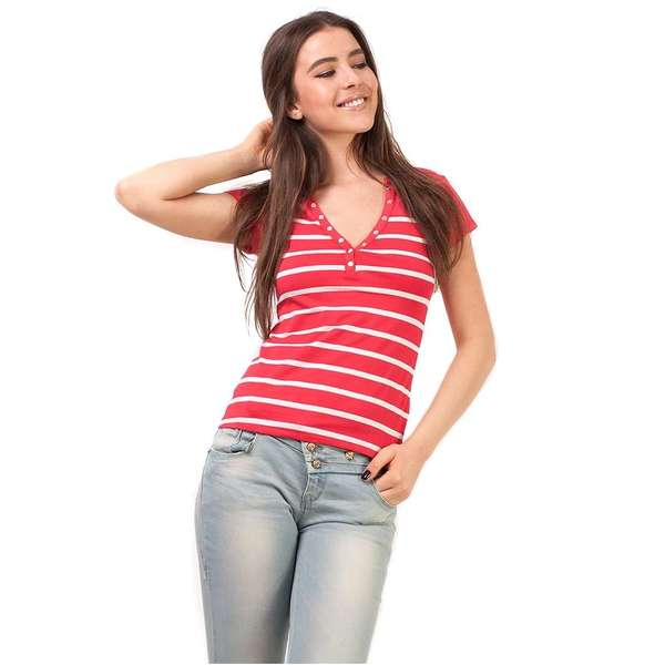 Bluza Front Capped Stripe