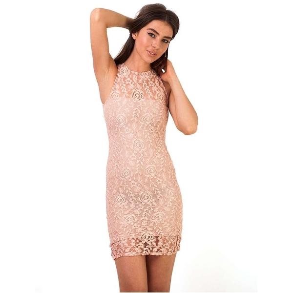 Rochie Elegance Charm Pink