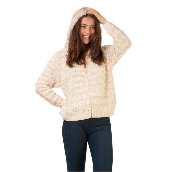 Cardigan Super Trouper Cream