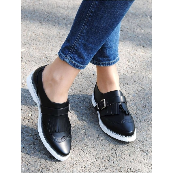 Pantofi Matthew Black