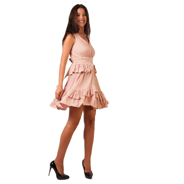 Rochie Dama More Than A Woman Nude Pink