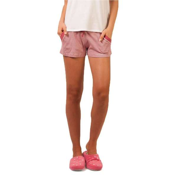 Pantaloni De Pijamale Dama Above The Clouds Pink