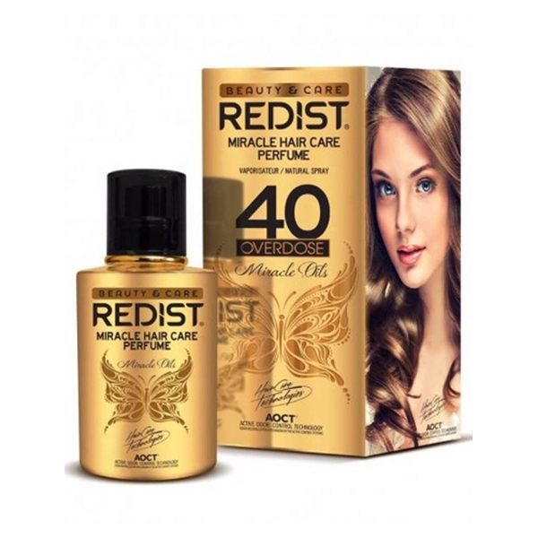 Parfum Pentru Par Miracle Oils 40 Overdose - 50 Ml
