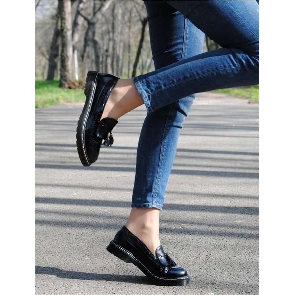 Pantofi Spicy Cool Black