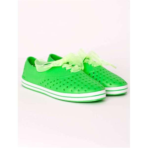 Pantofi Adamp Green