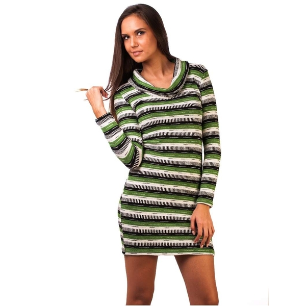 Rochie Eyes On Me Green