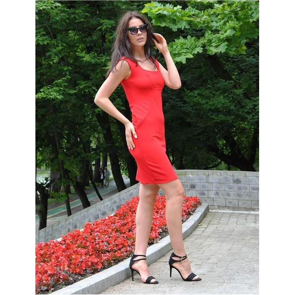 Rochie Office City Days Red