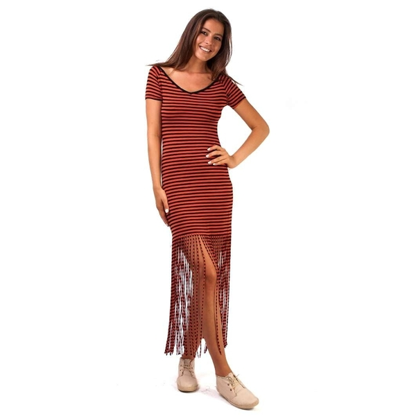 Rochie Stripes & Fringes Are Coming