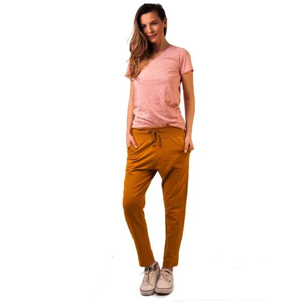 Pantaloni Sport Sporty Today Mustard