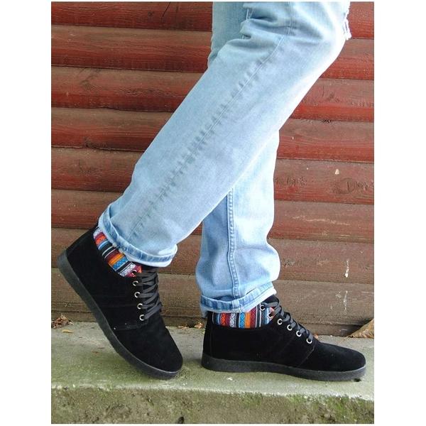 Pantofi Sport Barbatesti Negri