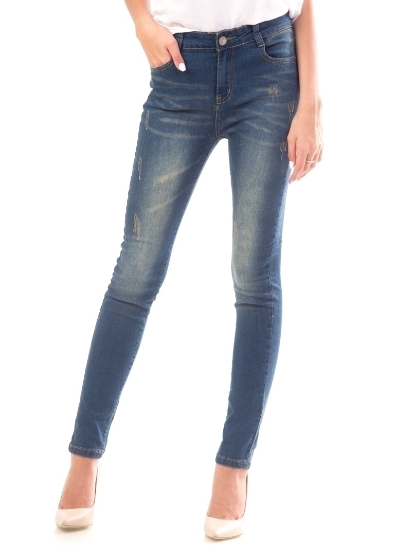 Jeans Dama Drewq12 Bleumarin