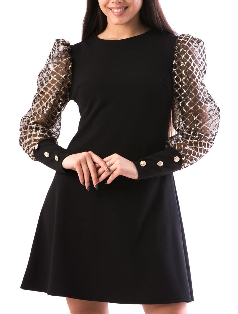 Rochie Dama NitryTwo86 Negru-2
