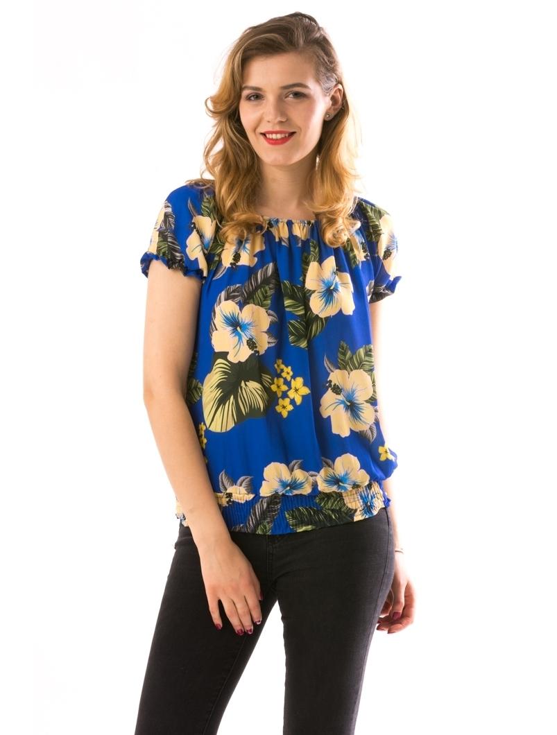 Bluza Dama DownEls Albastru | angrozenda.ro