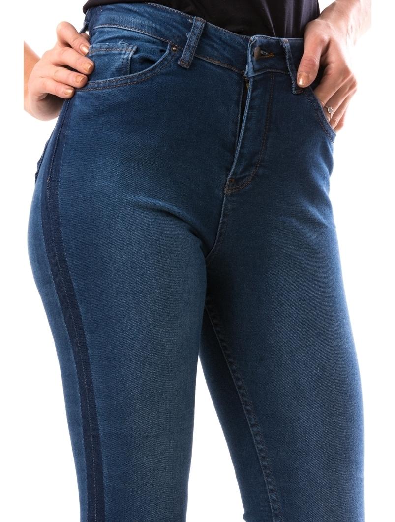 Jeans Dama CasUal Bleumarin | angrozenda.ro