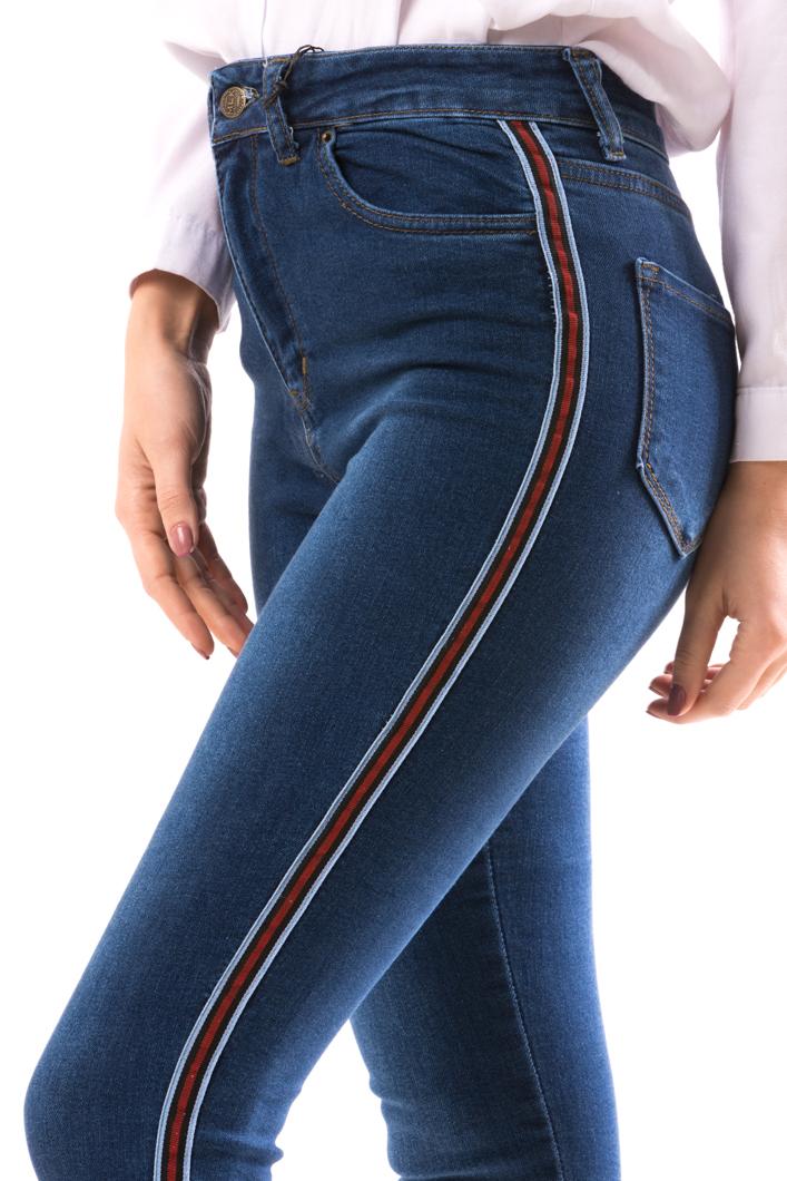 Jeans Dama OneHermine Bleumarin-2
