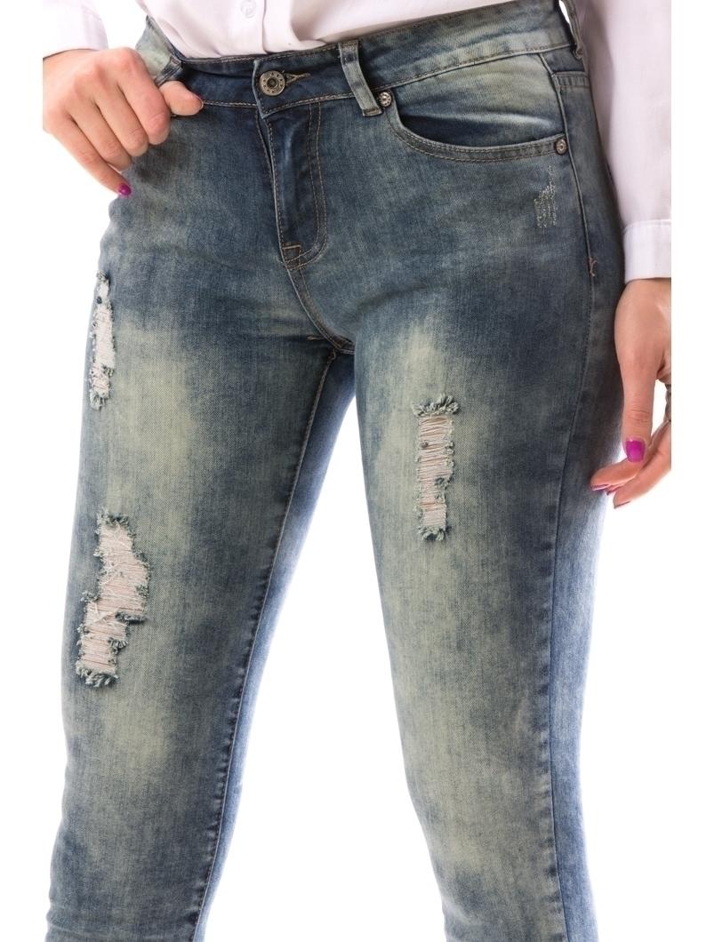 Jeans Dama FreezYhOne | angrozenda.ro