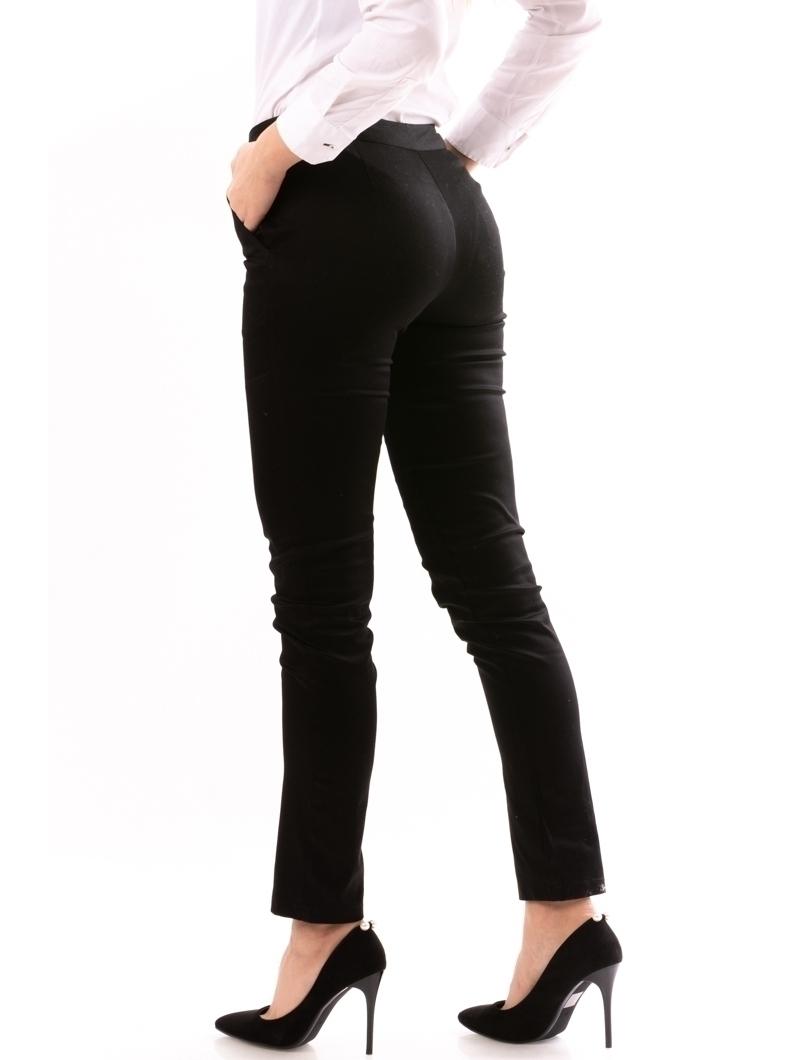 Pantaloni Dama StraighttoOffice Negru | angrozenda.ro