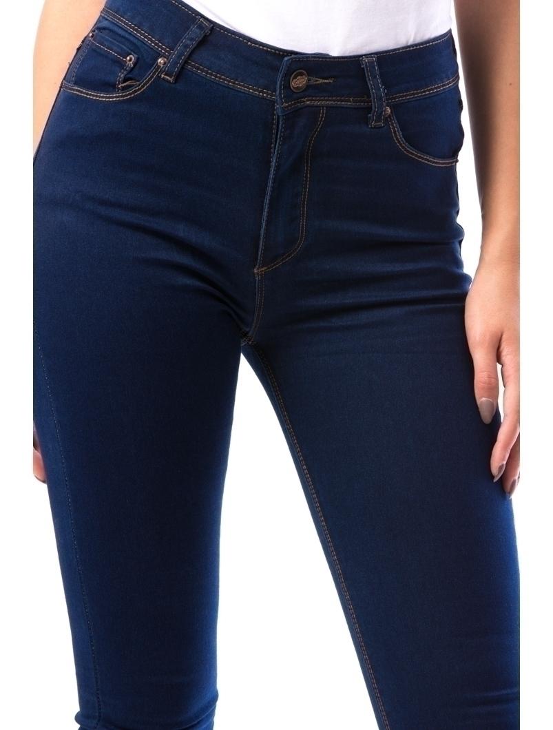 Jeans Dama Try16 Bleumarin