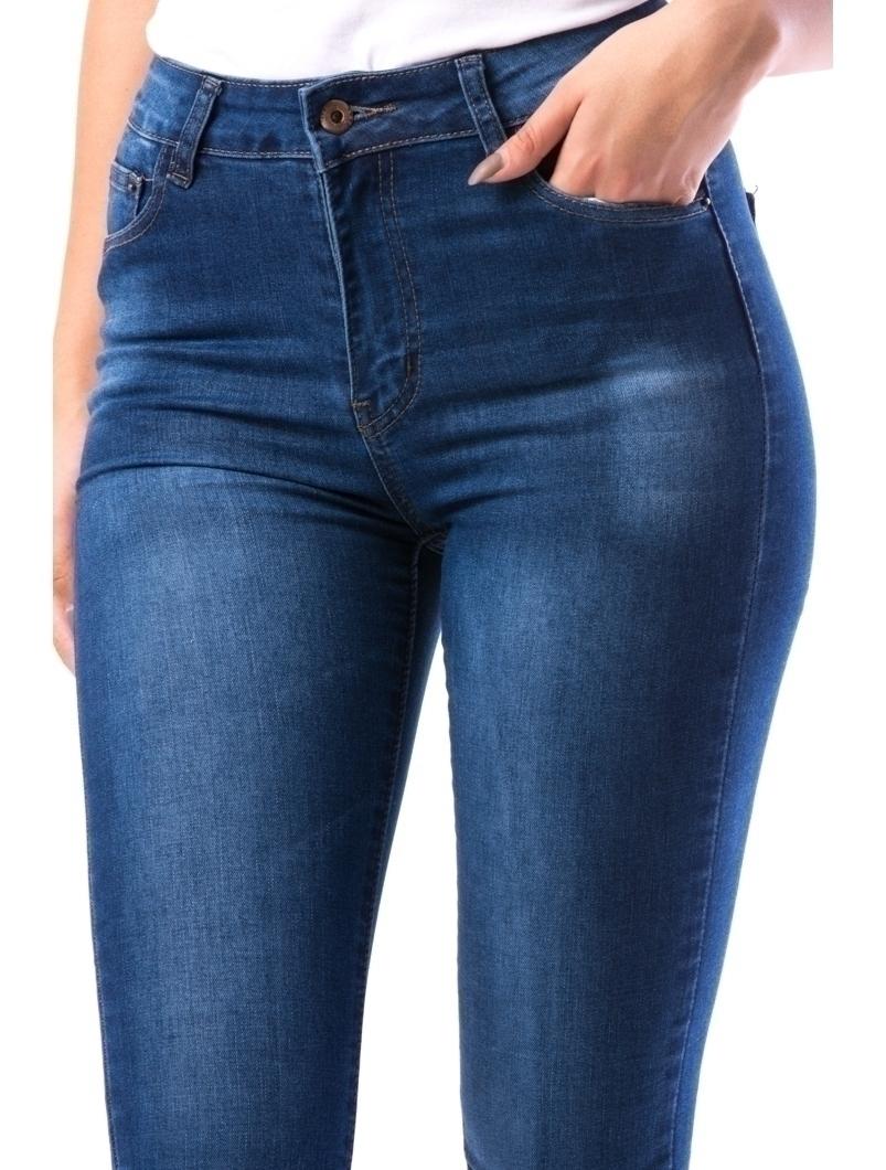 Jeans Dama Jkh19 Bleumarin   angrozenda.ro