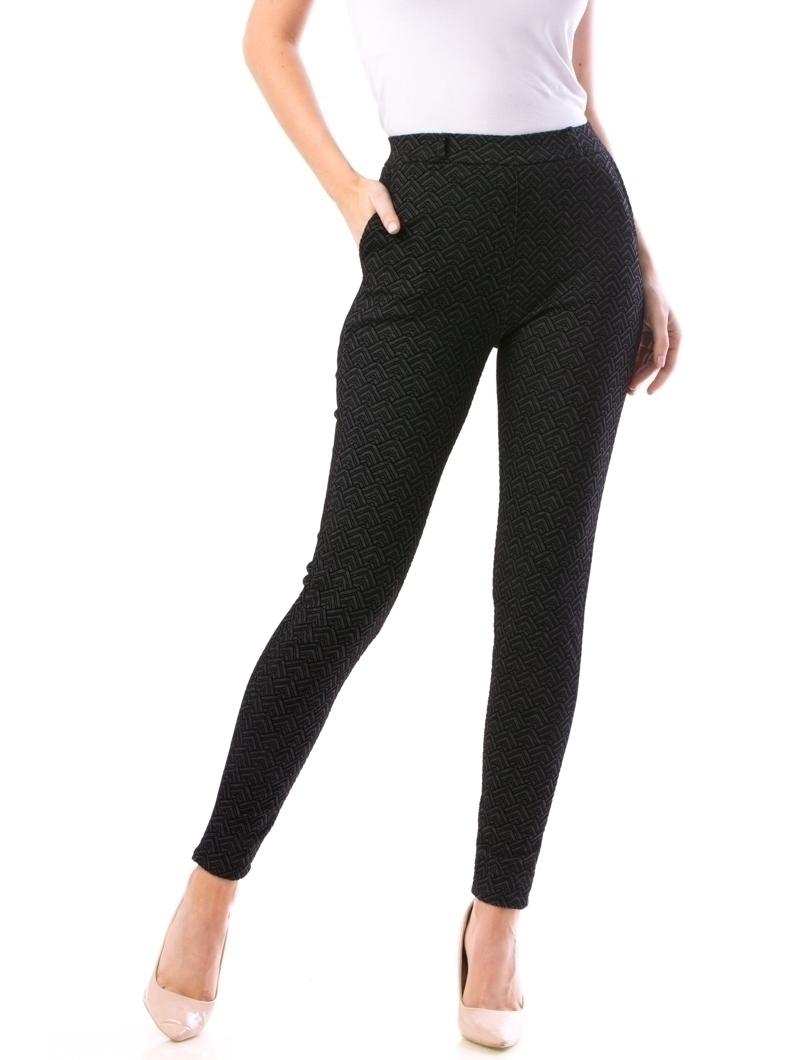 Pantaloni Dama SjOffice19 Negru | angrozenda.ro
