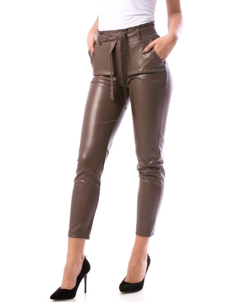 Pantaloni Dama GhjTy17 Bej | angrozenda.ro